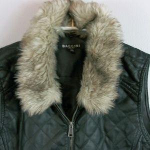 Baccini Jackets & Coats - Baccini Vest XL
